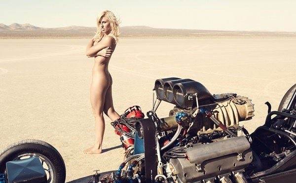 Courtney Force - Drag Racer