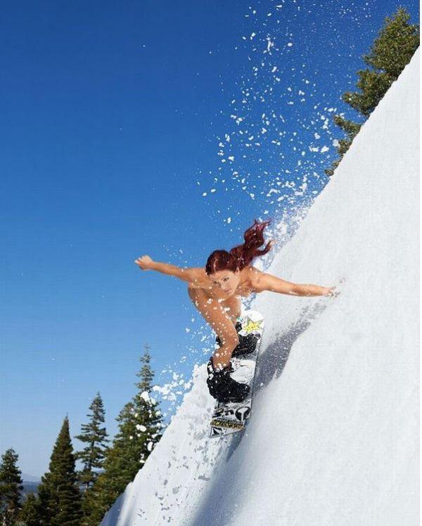Elena Hight - Snowboarder