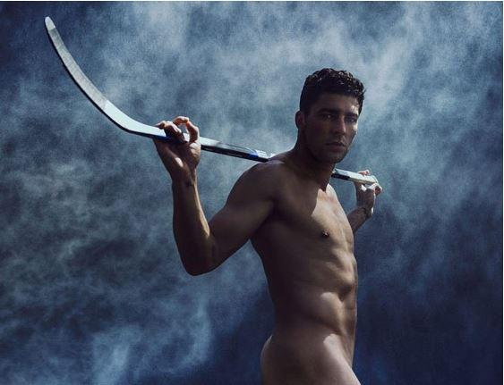 Joffrey Lupul - Ice Hockey