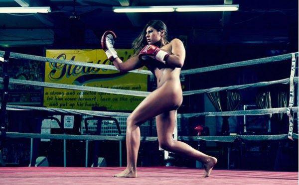 Marla Esparza - Boxer