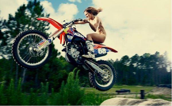Tarah Geiger - Motorcross Racer